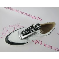 Claudio Dessi by Lux bőr slip on