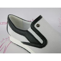 Claudio Dessi bőr sneaker/slip on